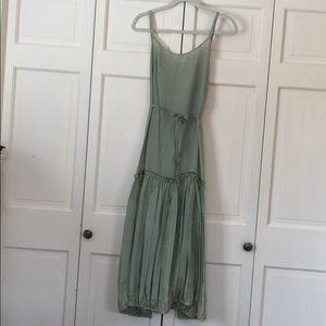 KRISTA LARSON maxi dress